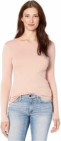 LAUREN Ralph Lauren Stretch Long Sleeve Tee