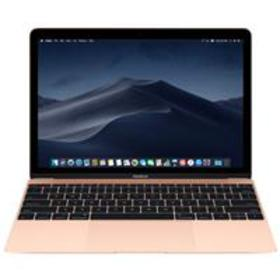 "Apple 12"" MacBook (2018, Gold)"