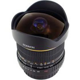 Rokinon 8mm f/3.5 Aspherical Fisheye Lens for Cano