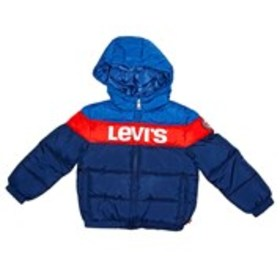 LEVI'S Boys Levi's Colorblock Puffer Jacket with H