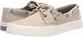 Sperry Crest Boat Barrel Tie Lace