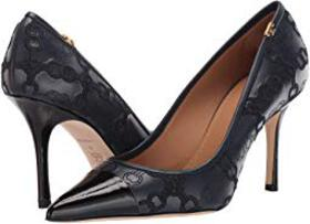 Tory Burch 85 mm Penelope Embroidered Pump