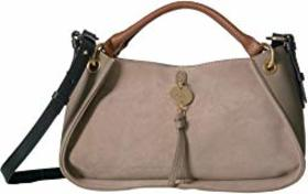 See by Chloe Luce Suede Tote