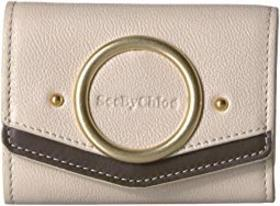 See by Chloe Aura Mini Leather Wallet