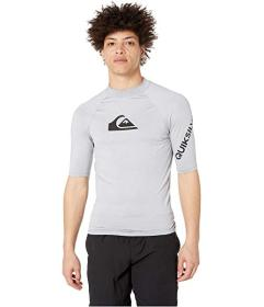 Quiksilver All Time Short Sleeve Rashguard