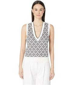 Kate Spade New York Floral Sweater Vest