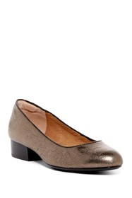 Sofft Belicia Metallic Leather Pump - Wide Width A