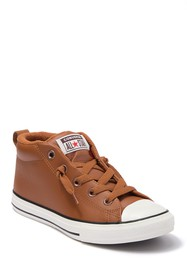 Converse Street Mid Rover Leather Sneaker (Toddler