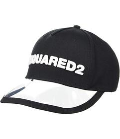 DSQUARED2 Cotton\u002FPVC Baseball Cap