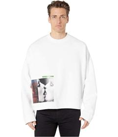 DSQUARED2 Mert & Marcus M&M Fit Sweatshirt