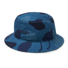 Oakley Bucket Hat Camou - Camou Blue