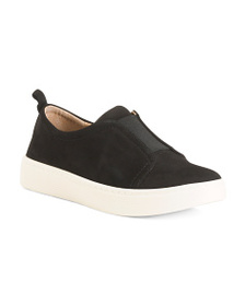 SOFFT Comfort Slip On Suede Sneakers