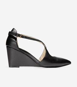 Cole Haan Emberlee Wedge (80mm)