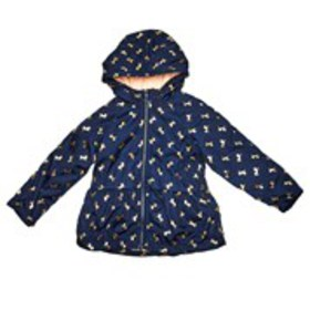 OSHKOSH Baby Girls Foil Unicorn Print Hooded Windb