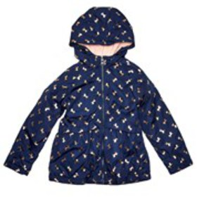 OSHKOSH Toddler Girls Foil Unicorn Print Anorak (2