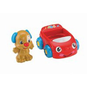 Fisher-Price Laugh & Learn Learning Cars, Push veh