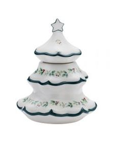 Pfaltzgraff Tree Cookie Jar