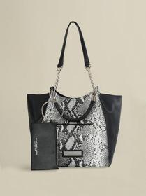 Marc New York Curved Top Shopper
