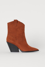 Boots with Pointed Toes