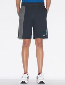 Armani SPORTS BERMUDA SHORTS IN FLEECE