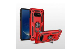 Rugged Armor Shockproof Case with Kickstand for Sa