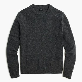 J. Crew Factory Crewneck sweater in donegal wool b