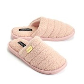 BEBE Bebe Sharrie Womens Chenille Slippers