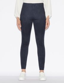 Armani ECO SUEDE LEGGINGS