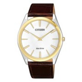CITIZEN Citizen Eco-Drive Mens Ultra Thin Two-Tone