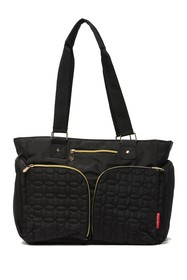 Fisher-Price Hayden Quilted Diaper Bag