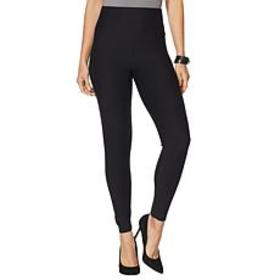 """""""As Is"""" Yummie Stretch Twill Pant with Back Pocket"""