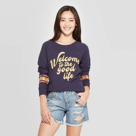 Women's Welcome To The Good Life Long Sleeve Graph