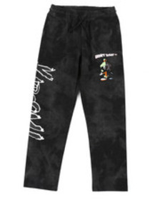 Looney Tunes marvin the martian skeleton pants (8-