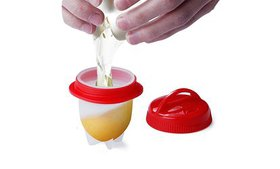 Individual Egg Cooker (6pc)