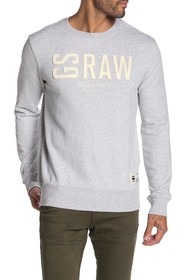 G-STAR RAW Graphic 17 Core Pullover