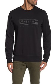 G-STAR RAW Graphic 18 Core Pullover