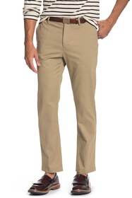 Perry Ellis Slim Stretch Solid Chino Pants - 30-34