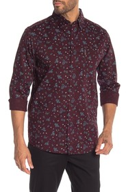 Ben Sherman Paisley Print Union Fit Shirt