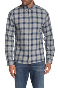 Civil Society Perry Long Sleeve Covered Placket Pl