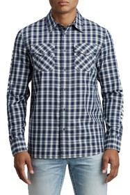 True Religion Hype TR Utility Slim Fit Shirt