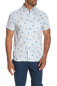 Ted Baker London Toadtwo Slim Fit Shirt