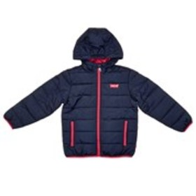LEVI'S Boys Levi's Hooded Short Puffer Jacket (4-7