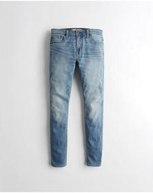 Hollister Advanced Stretch Extreme Skinny Jeans, F