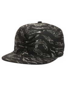Zoo York 6-panel sublimated camo hat