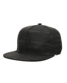 Zoo York 6-panel tonal texture snapback hat
