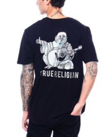 True Religion ss new buddha crew neck tee
