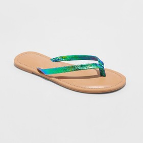 Girls' Serena Flip Flop Sandals - Cat & Jack™