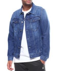 G-STAR 3301 slim denim jacket