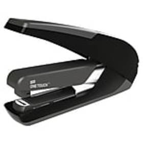 Staples One-Touch Plus Desktop Stapler, Full-Strip