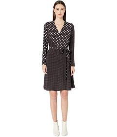 Paul Smith Polka Dot Wrap Dress